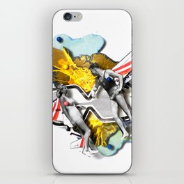 Speed Date | Collage iPhone Skin
