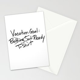 T-shirt Ready Stationery Cards