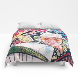 Fear and loathing Comforters