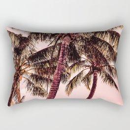 Tropical blush Rectangular Pillow