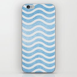 Waves. iPhone Skin