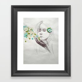Wish Framed Art Print