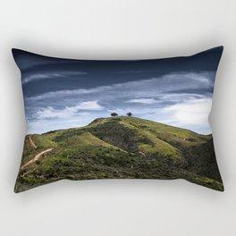 Two Tree Hill Rectangular Pillow