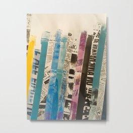 Stripes 35 Metal Print