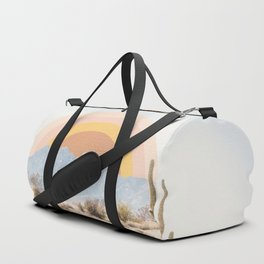 Arizona Sun rise Duffle Bag