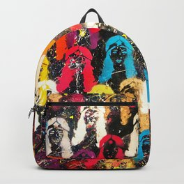 Links Without A Chain Backpack