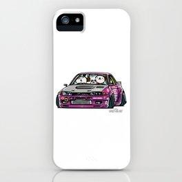Crazy Car Art 0141 iPhone Case