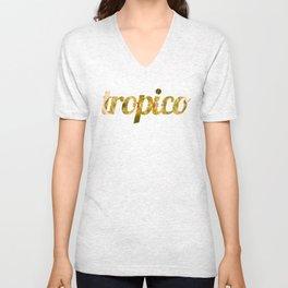 TROPICO Unisex V-Neck