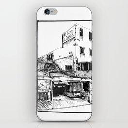 Urban Sketching South Africa, Kwa-Zulu Natal, Pietermaritzburg iPhone Skin