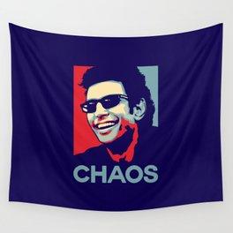 'Chaos' Ian Malcolm (Jurassic Park) Wall Tapestry