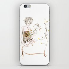 The Magical Chest iPhone & iPod Skin