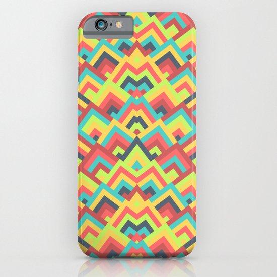 Chevron Colorful Pattern iPhone & iPod Case