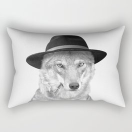 WOODY HUTSON Rectangular Pillow