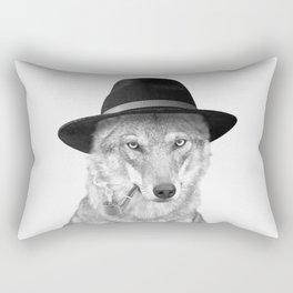 WOODY HUTSON Rectangular Pillow
