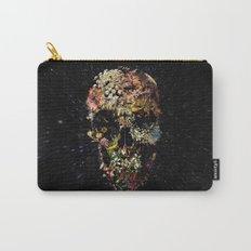 Smyrna Skull Carry-All Pouch