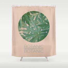 BOTANIC BOTANIC Shower Curtain