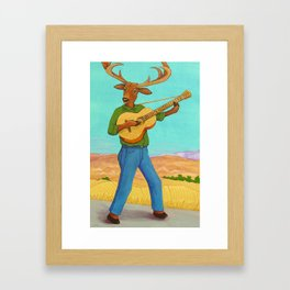 The Balladeer Framed Art Print