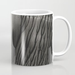 Blackwater Park - abstract watercolor monotype Coffee Mug