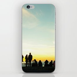 Lands' End Silhouette iPhone Skin