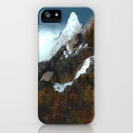 Crucible Crossing iPhone Case