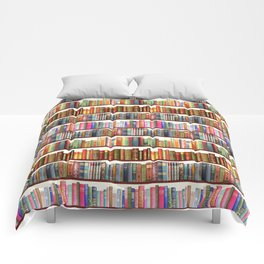 Jane Austen Vintage Book collection Comforters