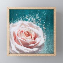 Fleeting Love Framed Mini Art Print