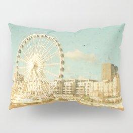 Brighton Wheel Pillow Sham