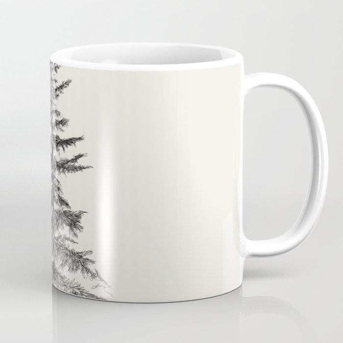 Fir Pine Kaffeebecher