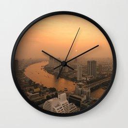 BANGKOK 01 Wall Clock