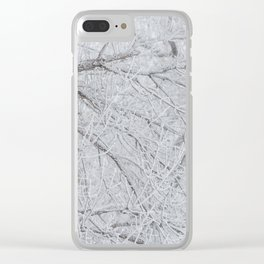 Frozen Clear iPhone Case