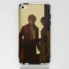 Orestes Fasting and Pylades Drunk iPhone & iPod Skin