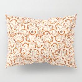 Faded Monarch Butterflies Pillow Sham