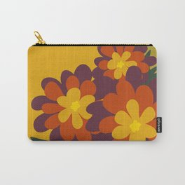 Flowers For Lola Carry-All Pouch