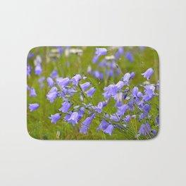 Bluebells Meadow  Bath Mat