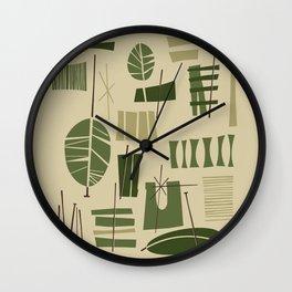 Tafahi Wall Clock