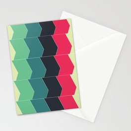 Almost a Chevron Stationery Cards