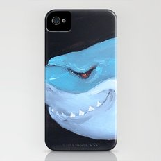 Toy Shark Slim Case iPhone (4, 4s)