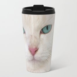 WHITE DELIGHT Travel Mug