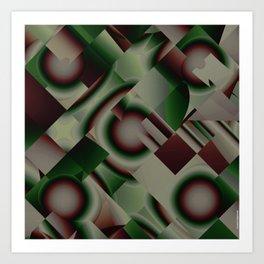 PureColor 2 Art Print