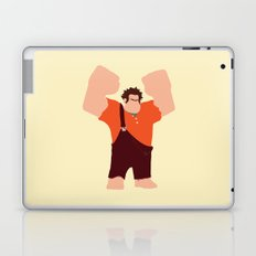 Wreck-It Ralph Laptop & iPad Skin
