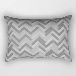 grey #44 Rectangular Pillow