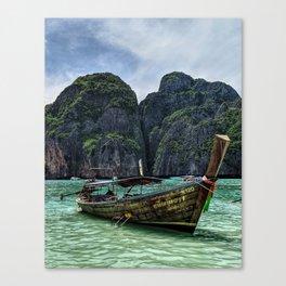 Thailand Views Canvas Print