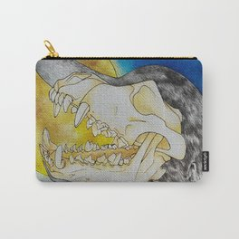WOLFPACK (watercolor) Carry-All Pouch