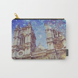 Reflected Abbey Carry-All Pouch