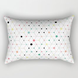 Connectome Rectangular Pillow