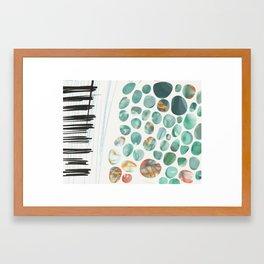 Rutilations Framed Art Print