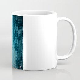 Blue Dead Bear Coffee Mug