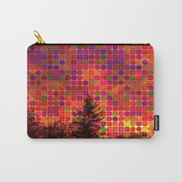 Bright Lights Carry-All Pouch