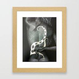 Marked Framed Art Print