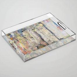 Global Warming Acrylic Tray